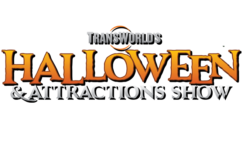 Halloween and Attractions Show logo