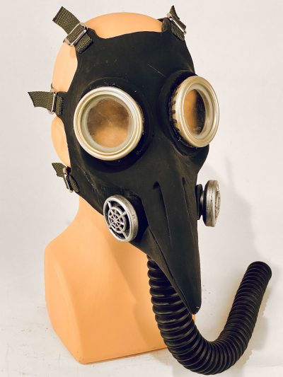 Plague Doctor - gas mask