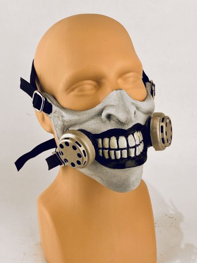 LaughingGas - gas mask