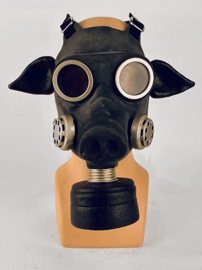 Pig - gas mask