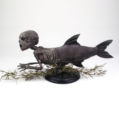 Classic Feejee Mermaid, side view